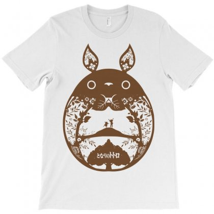 Totoro T-shirt Designed By Sbm052017