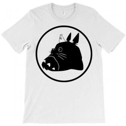 Totoro 3 T-shirt Designed By Sbm052017