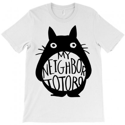 My Neighbor Totoro T-shirt Designed By Sbm052017