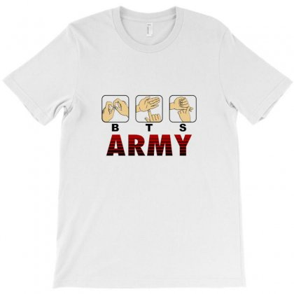 Bts Army T-shirt Designed By All