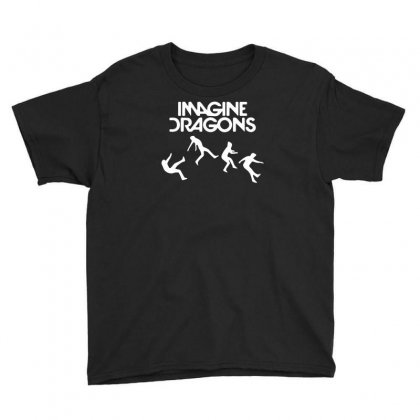 Imagine Dragons Youth Tee Designed By Ancart