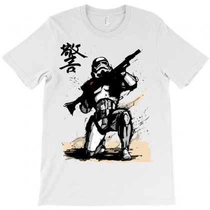 Stormtrooper 3 T-shirt Designed By Sbm052017