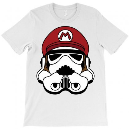 Mario Stormduper T-shirt Designed By Sbm052017