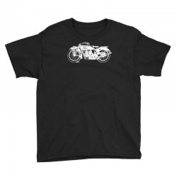 indian scout motorcycle Youth Tee   Artistshot