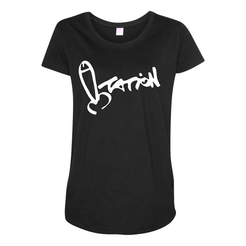 69d8eaaf9aee inspired by summer heights high dictation funny Maternity Scoop Neck T-shirt