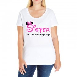 disney family sister Ladies Curvy T-Shirt | Artistshot