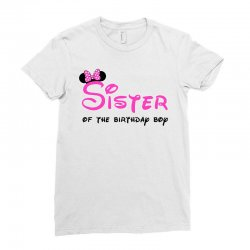 disney family sister Ladies Fitted T-Shirt | Artistshot