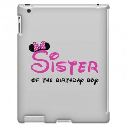 disney family sister iPad 3 and 4 Case | Artistshot