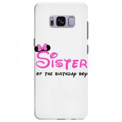 disney family sister Samsung Galaxy S8 Plus Case | Artistshot