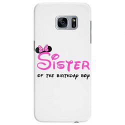 disney family sister Samsung Galaxy S7 Edge Case | Artistshot