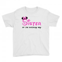 disney family sister Youth Tee | Artistshot