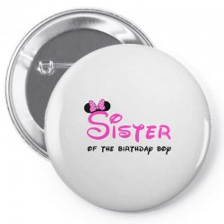 disney family sister Pin-back button | Artistshot