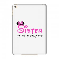 disney family sister iPad Mini 4 Case | Artistshot