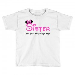 disney family sister Toddler T-shirt | Artistshot