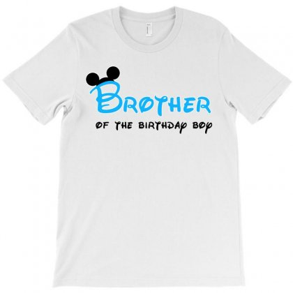 Disney Family Brother T-shirt Designed By Akin