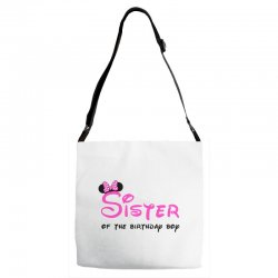 disney family sister Adjustable Strap Totes | Artistshot
