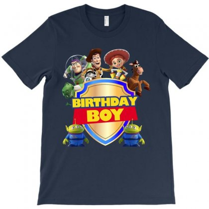 Toy Story Birthday Boy T-shirt Designed By Sengul