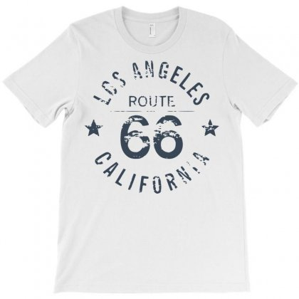 Route 66 California T-shirt Designed By Sbm052017