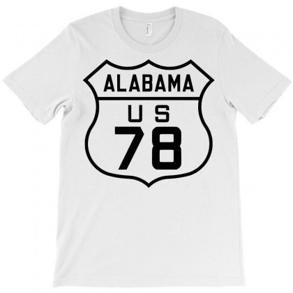 Alabama T-shirt Designed By Sbm052017