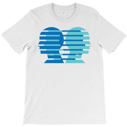 Mirror T-shirt Designed By Igun