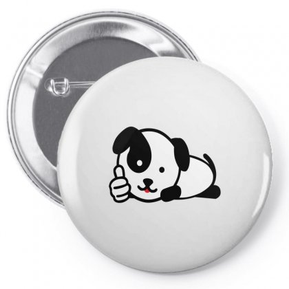 Dogie Like Pin-back Button Designed By Igun