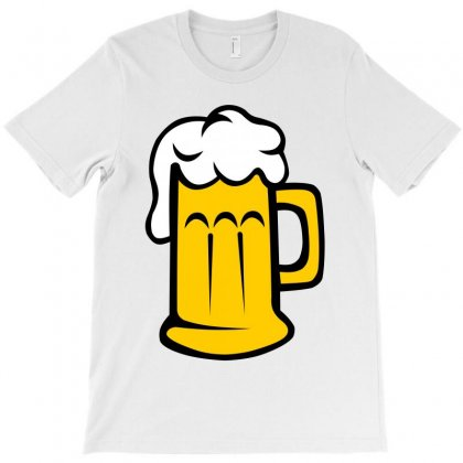 Beer T-shirt Designed By Igun