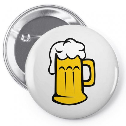 Beer Pin-back Button Designed By Igun