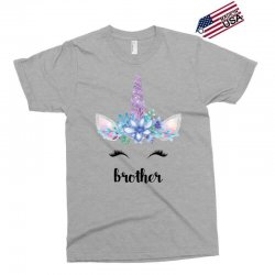 birthday unicorn family series brother Exclusive T-shirt | Artistshot