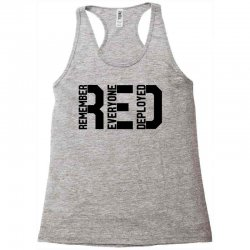 remember everyone deployed Racerback Tank | Artistshot