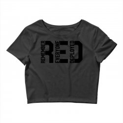 remember everyone deployed Crop Top | Artistshot