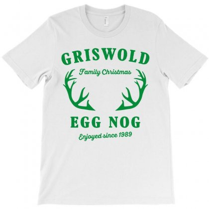 Griswold Family Christmas Egg Nog With Horn T-shirt Designed By Akin