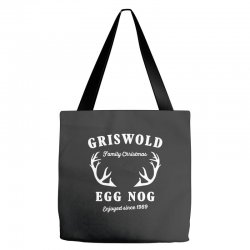 griswold family christmas egg nog with horn Tote Bags | Artistshot