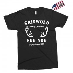 griswold family christmas egg nog with horn Exclusive T-shirt | Artistshot