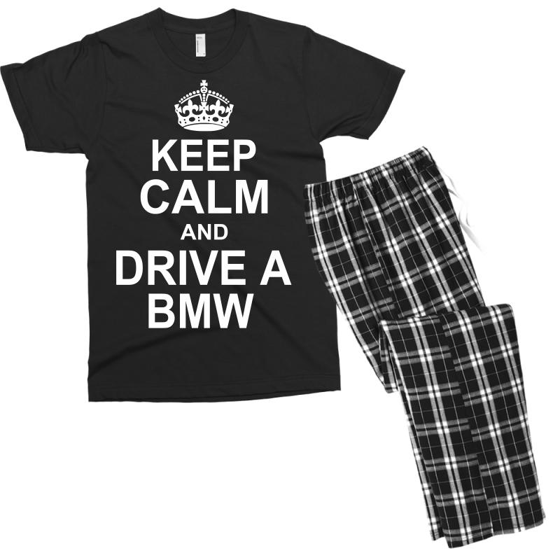 New Keep Calm and Drive a BMW X5 M3 M5 Funny Men/'s Black T-Shirt Size S to 5XL