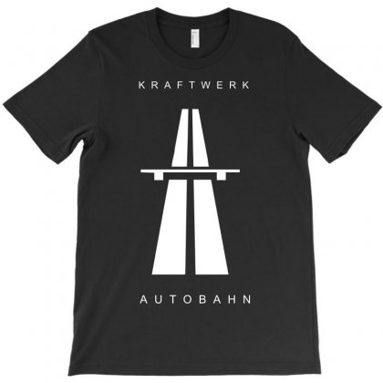 Kraftwerk Autobahn Present Xmas Gift Birthday Music Retro T-shirt Designed By Ancart