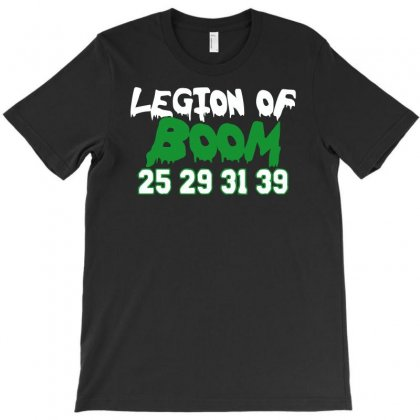 Legion Of Boom T-shirt Designed By Ancart