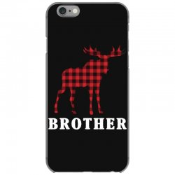 reindeer christmas family brother iPhone 6/6s Case | Artistshot