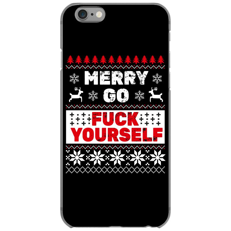 Elf Merry Go Fuck Your Elf Ugly Christmas Sweater Iphone 6/6s Case | Artistshot