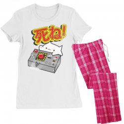 doomsday cat Women's Pajamas Set | Artistshot
