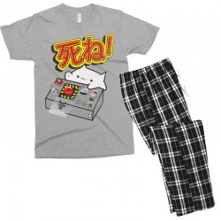 doomsday cat Men's T-shirt Pajama Set | Artistshot