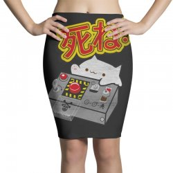 doomsday cat Pencil Skirts | Artistshot