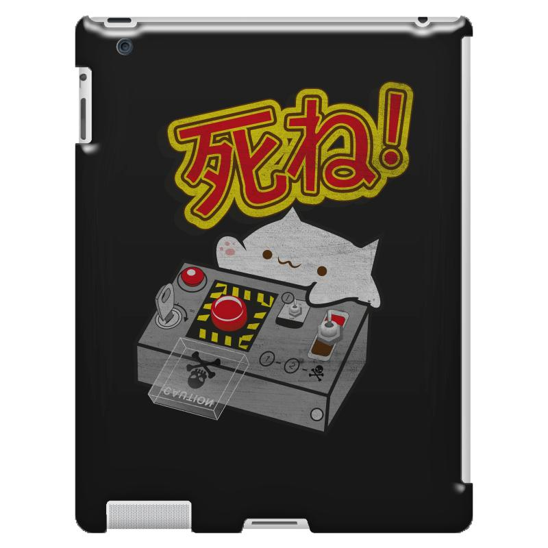Doomsday Cat Ipad 3 And 4 Case | Artistshot