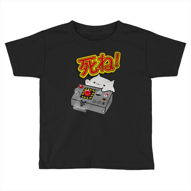 Doomsday Cat Toddler T-shirt | Artistshot