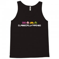 classically trained   80s video games Tank Top | Artistshot