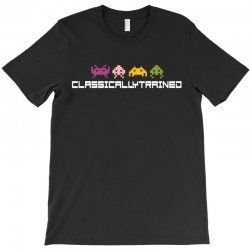 classically trained   80s video games T-Shirt | Artistshot