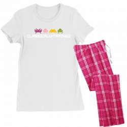 classically trained   80s video games Women's Pajamas Set | Artistshot