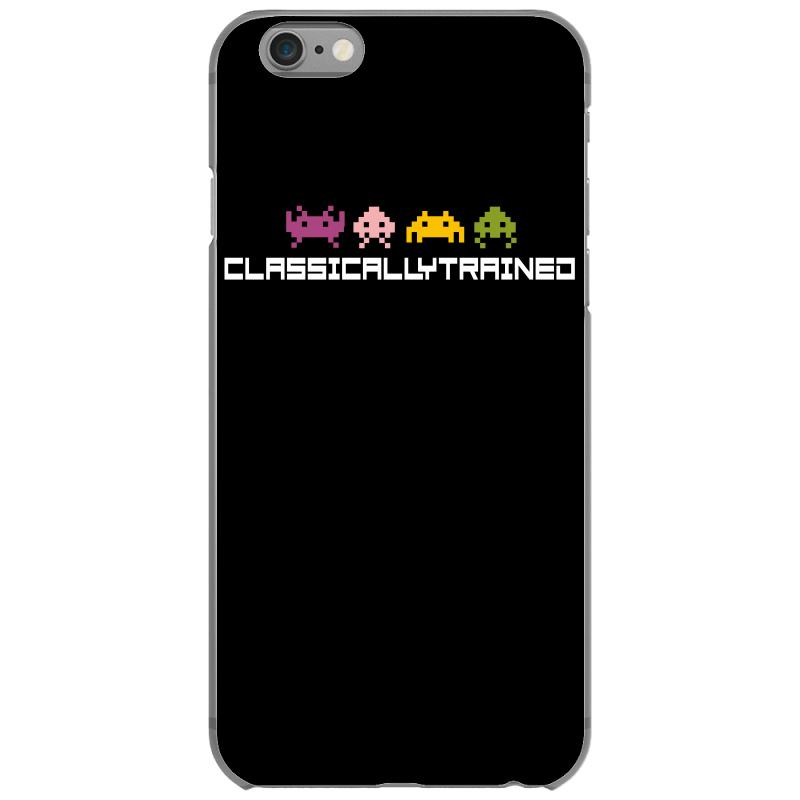 Classically Trained   80s Video Games Iphone 6/6s Case | Artistshot
