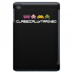 classically trained   80s video games iPad Mini Case | Artistshot