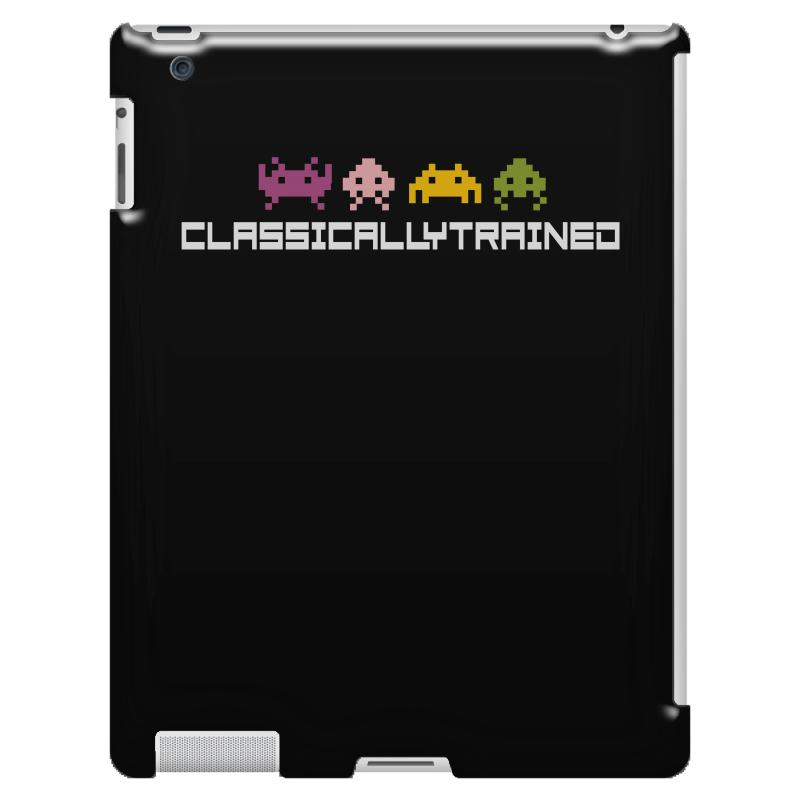 Classically Trained   80s Video Games Ipad 3 And 4 Case | Artistshot