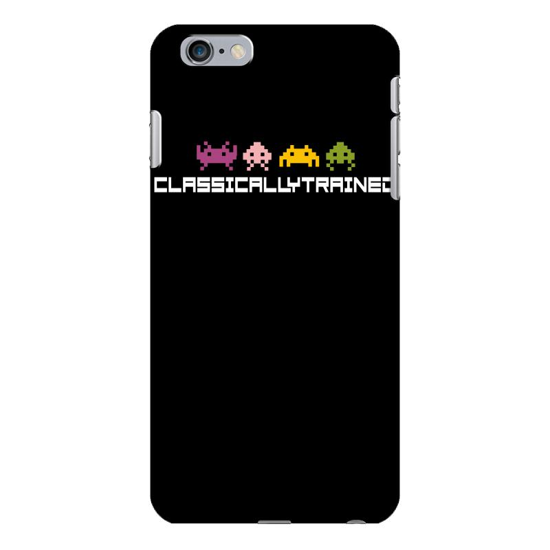 Classically Trained   80s Video Games Iphone 6 Plus/6s Plus Case | Artistshot